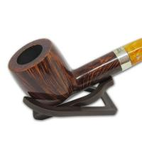 Peterson Flame Grain Yellow Fishtail Pipe - 106 S/MTD