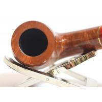 GBD Autumn Gold 5081 Metal Filter Bent Fishtail Pipe (GBD012)
