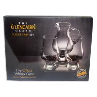 The Glencairn Glass Flight Tray Set