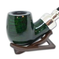 Peterson Green Spigot Silver Mount XL90 Fishtail Pipe (SS1032A)