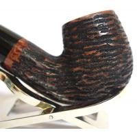 Hardcastle Crescent 123 Rustic 9mm Filter Bent Fishtail Pipe (H0072)