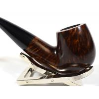 Hardcastle Jack O'London 123 Smooth Bent 9mm Filter Fishtail Pipe (H0175)