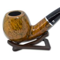 Stanwell Amber Light Polished Model 185 - 9mm (HC047)