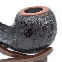 Stanwell Brushed Black Model 15 9mm Pipe (HC106)