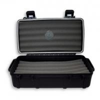 C.Gars Ltd Crushproof Travel Cigar Humidor Case X10 – 10 Cigar Capacity