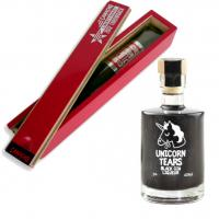 Unicorn Tears Black Gin + Camacho Liberty Throwback Limited Edition Coffin Pairing Sampler