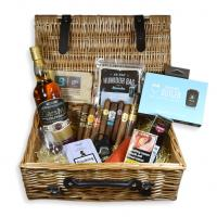 The Ultimate Luxury Christmas Cigar Hamper - CHRISTMAS GIFT