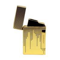 Honest Derwent Angle Flame Gold Jet Lighter
