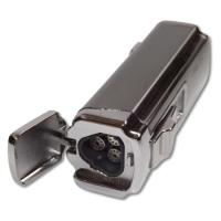Honest Medlock - Triple Jet Lighter – Chrome