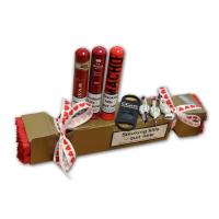 Valentine's Day Celebration Cracker – 3 Tubed Cigars