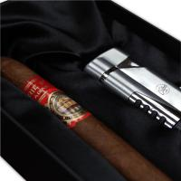 Partagas 170th Anniversary Serie P No. 2 and Lighter Gift Pack