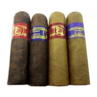 Inka Mixed Bombaso Sampler - 4 Cigars