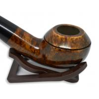 Hardcastle Jack O'London 140 Bent Smooth Fishtail Pipe (H0019)