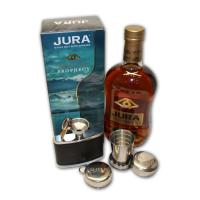 Isle of Jura Prophecy Gift Pack - 70cl Bottle & Accessories