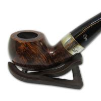 Peterson Kildare Silver Mount Pipe - 005 (Smooth)