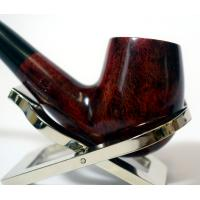 Kaywoodie Continental Metal Filter Briar Fishtail Pipe (LC04)