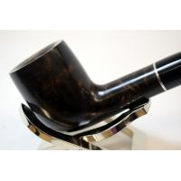Molina Dark Brown Straight 9mm Fishtail Pipe with Case and Accessories (MO001)