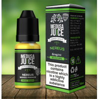 Medusa Juice Mango Passion Vape E-Liquid - 6mg 10ml