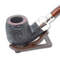 Peterson Newgrange Spigot Silver Mounted Pipe - XL90 (G1011)