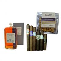 Nikka From The Barrel Japanese Whisky + New World Cigar Selection Pairing