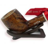 Chacom Noel 186 Smooth Straight Christmas Pipe (CH034)