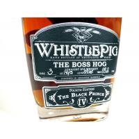 Whistlepig 14 Year Old The Boss Hog Black Prince Edition Whiskey - 75cl 59.6%