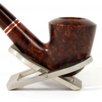 Peterson Dalkey B10 Nickle Band Bent Fishtail Pipe (PE067)