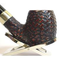 Peterson Donegal Rocky 68 Bent Nickle Mounted Fishtail Pipe (PE1021)