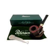 Peterson Donegal Rocky Pipe 120 Fishtail Nickel Mounted Pipe (PE375)