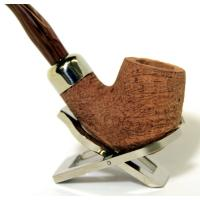 Peterson 2018 Summertime Rustic Bent XL90 Fishtail 9mm Filter Pipe (PE401)