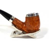 Peterson Silver Cap Silver Mounted Natural 69 P/Lip Pipe (PE556)