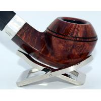 Peterson Sherlock Holmes Squire Silver Mounted P Lip Pipe (PE650)