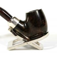 Peterson Ashford 304 Silver Mounted Cumberland Fishtail Pipe (PE917)