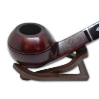 Parker Knight Bent Rhodesian Fishtail Pipe (KN004)