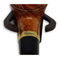 Peterson Gold Mounted Supreme Natural 999 Pipe
