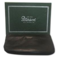 Peterson Zipped Rubber Lined Tobacco Pouch 101