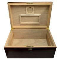 SALE - SLIGHT SECONDS - Prestige Monte Carlo Humidor - 120 Cigar Capacity