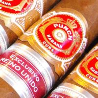Punch Serie D'Oro No. 1 Cigar (UK Regional Edition - 2008) - 1 Single