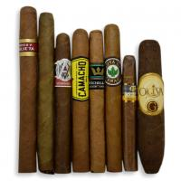 Quick Puff Selection Sampler - 8 Cigars