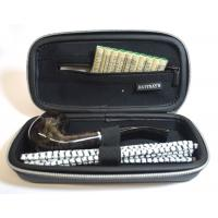 Rattrays Joy Meerschaum Grey 8 Fishtail Pipe - Case and Accessories (RA492)