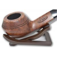Great British Classic Pipe Smooth Bent Rhodesian (GB003)