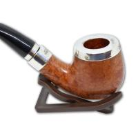 Peterson Royal Irish Silver Cap 68 Fishtail Pipe