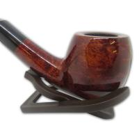 Viking Classic Ruby Apple Smooth Bent Pipe (VI024)