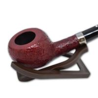Alfred Dunhill Pipe – The White Spot Ruby Bark Group 2 Prince Pipe (2407)