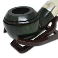 Peterson Rugby Army Green Bent 999 Pipe