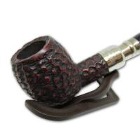 Peterson Spigot Sandblast Rustic Pipe - 87 (Fishtail)