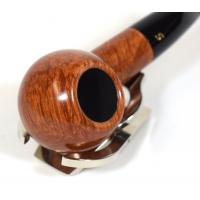 Savinelli Siena 320 Smooth 9mm Filter Fishtail Pipe (SAV460)