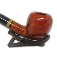 Viking Skagen Virgin Smooth Danish Bent Pipe