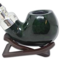Peterson Green Spigot Silver Mount XL02 Fishtail Pipe (SS1023)