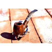 Savinelli Marron Glace Brown Bent 602 6mm Pipe (SAV54)